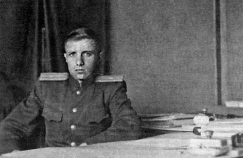 Майор Григоренко, 1944 г.