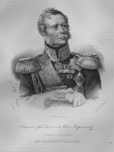 Паскевич - намісник Царства Польського
