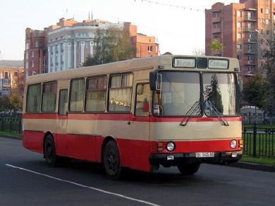 ЛАЗ-42021 в Полтаве