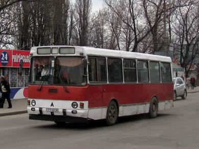 ЛАЗ-42021