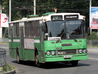 Ajokki 5300/Volvo B10M-60