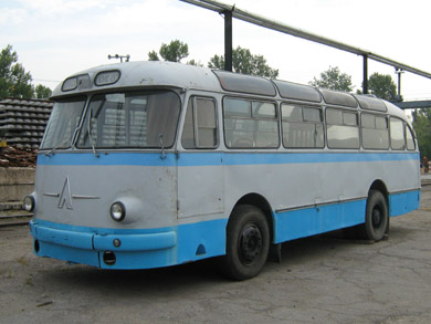 ЛАЗ-695Е в Полтаве