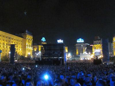 Машина времени в Киеве