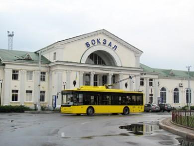 Возле Киевского вокзала