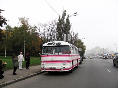 Кофейбус в Киеве