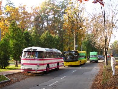 С современным транспортом