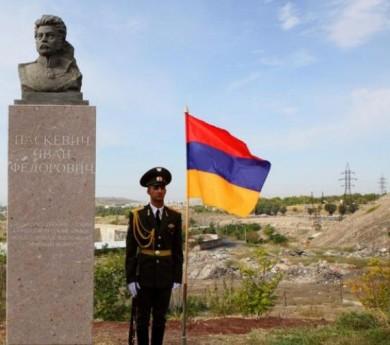 Пам'ятник Паскевичу в Єревані