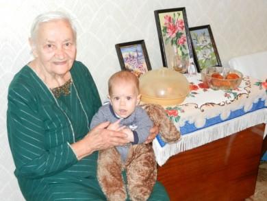 91-й День народження Галини Григорівни