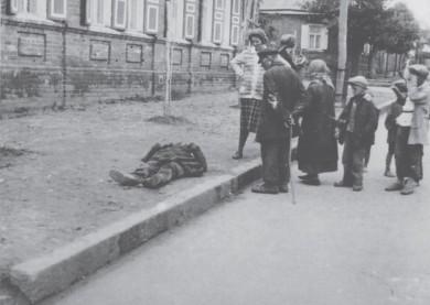 Жертви голоду, м. Харків, 1933 р.