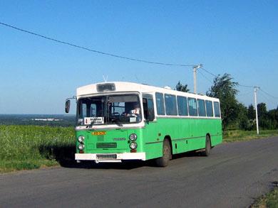 Säffle/Volvo B10M-60