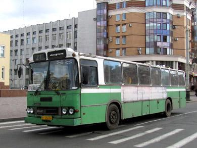 Ajokki 5300/Volvo B10M-60 в Полтаве