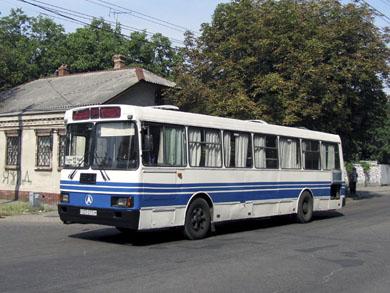 ЛАЗ-52523 в Кременчуге