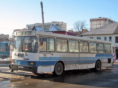 ЛАЗ-52523 в Полтаве