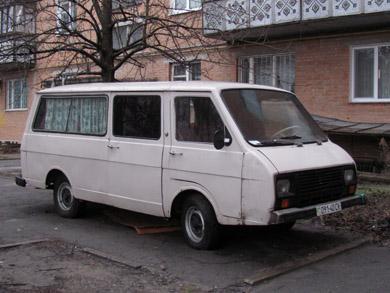 РАФ-2203 в Полтаве