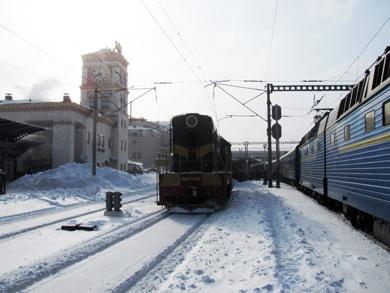 Киев-пассажирский