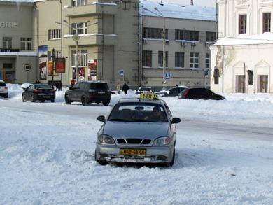 Киевское такси