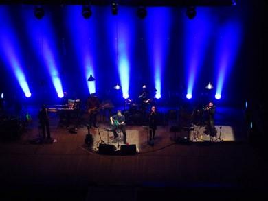 Концерт ДДТ - это и отличная игра света