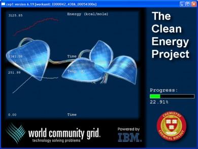 Проект обчислень ефективніших технологій сонячних батарей