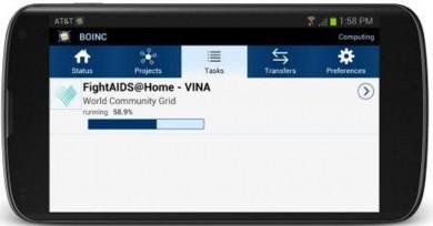 До проекту пошуку ліків проти СНІДу можна долучитися навіть з допомогою смартфону