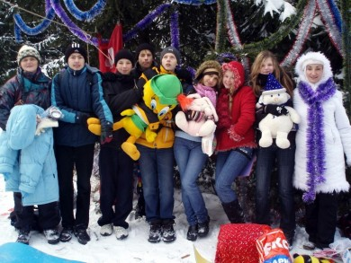 Сніжинка-2009