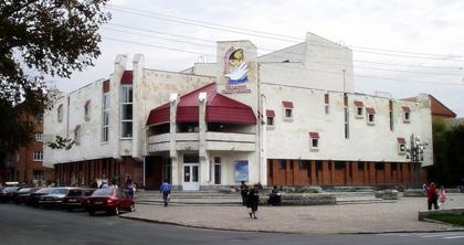Ляльковий театр у Полтаві