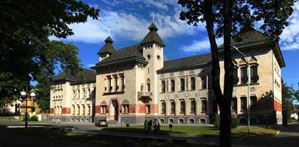 Полтавський краєзнавчий музей. Фото