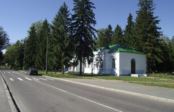 Перший музей історії Полтавської битви