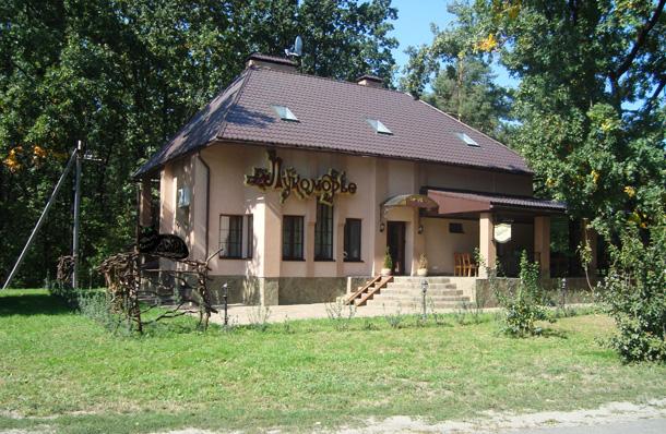 Кафе-бар «Лукоморье» (фото)