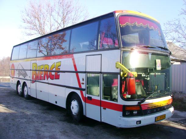 фото автобус расположение сетра