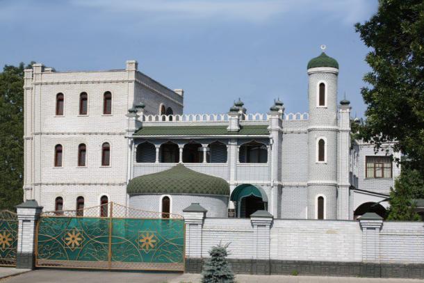 Мечеть в Полтаве