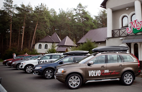 «VOLVO ROAD SHOW»