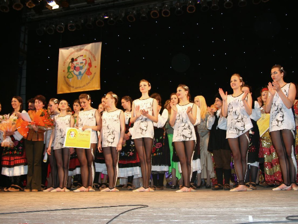 Хореографический коллектив «Миллениум» (Полтава)
