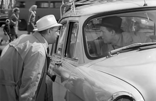 Кадр з фільму «Берегись автомобиля»