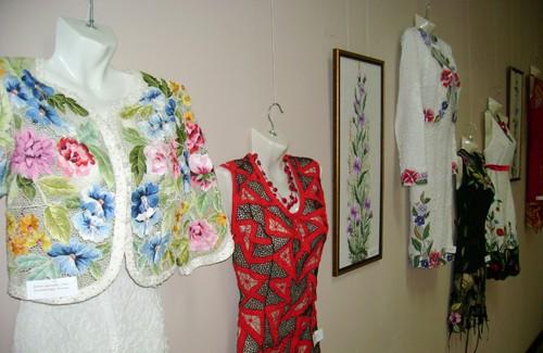 Виставка робіт решетилівського майстра вишивки Тетяни Москівець «Дарую вам красу»