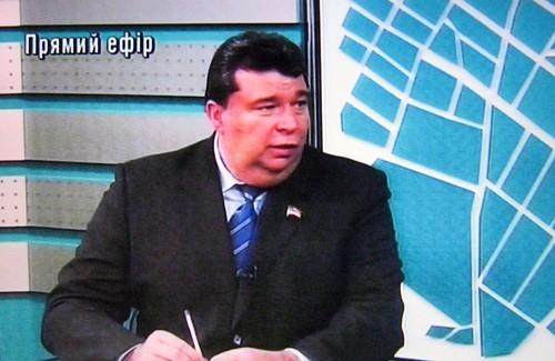 Олександр Козуб в прямому ефірі телеканалу «Місто»