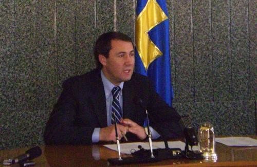 Сергій Ясинський – заступник голови Полтавської обласної державної адміністрації