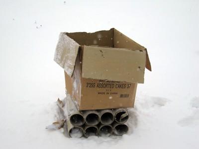 Коробка з амфетамінами