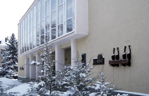 Полтавське музичне училище імені Миколи Лисенка