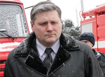 Андрій Баранов - голова техногенної комісії Полтавської облдержадміністрації