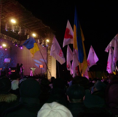 Коцерт туру «З Україною в серці» у Полтаві