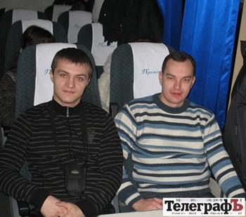 Тренеры нашей команды: Олег Корабельников («черный» пояс 1-й дан) и Руслан Беленький («черный» пояс 3-й дан)