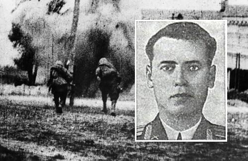 Кузьма Павлович Нездолий — участник Сталинградской битвы