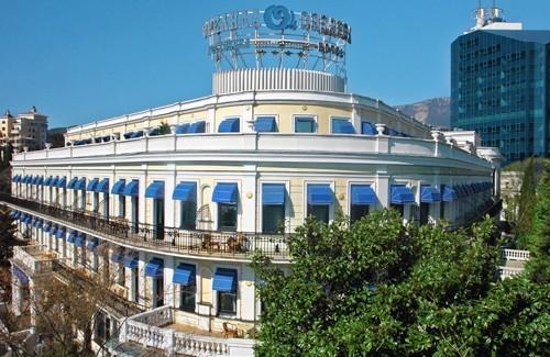 «Ворскла» традиційно зупинилася в готелі «Ореанда»