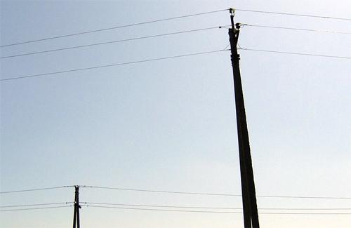 12 населених пунктів Полтавщини ще без струму