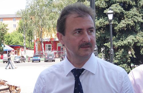 Олександр Попов, голова Київської міської державної адміністрації