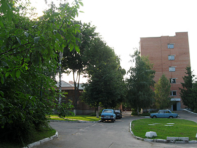Вторая клиническая городская больница города Полтава