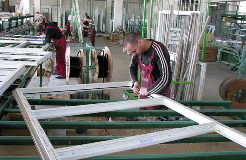 Производство металлопластиковых окон в Полтаве