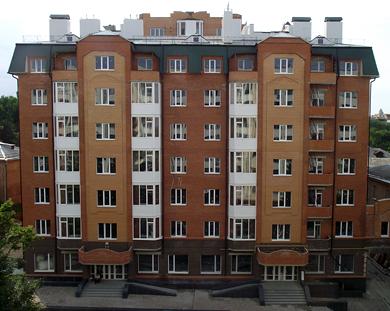 Семиэтажный дом на Котляревского, 6 числится у местной власти как «неблагополучный»