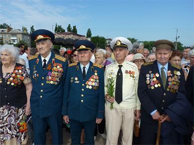 День памяти в Кременчуге
