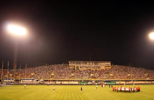 У касах стадіону «Ворскла» почали продавати квитки на суперкубковий матч